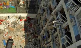 杭州学生宿舍发生爆炸13名学生受伤