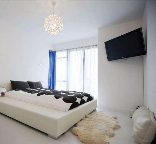 3个角度教你选择最适合的卧室地毯_1