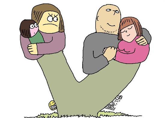 妻子出轨怀孕后悔小?_男子苦追5年老婆怀孕时出轨 小三逼离婚