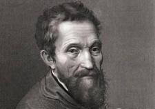 1564年艺术家米开朗基罗逝世